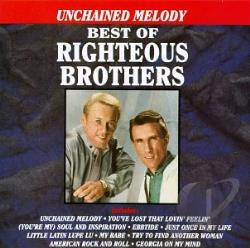 The Righteous Brothers Unchained Melody Cd Album