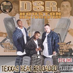 Dsr Amp Big Wheels Of Texas Texxas Heat Reloaded Cd Album