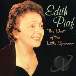 Edith Piaf Best Of The Little Sparrow Cd Album