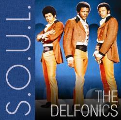 The Delfonics S O U L Cd Album