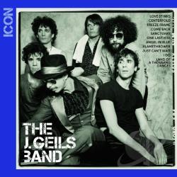 J Geils Band Icon Cd Album