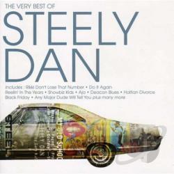 Very Best Of Steely Dan Cd Album