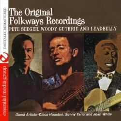 Woody Guthrie Lead Belly Pete Seeger Original