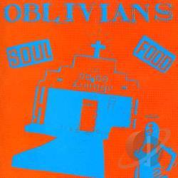 Oblivians Soul Food Cd Album