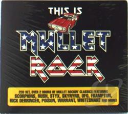 This Is Mullet Rock Cd Album At Cd Universe