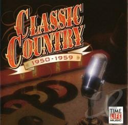 Classic Country 1950 1959 Cd Album