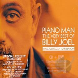 Piano Man Very Best Of Billy Joel Cd Album