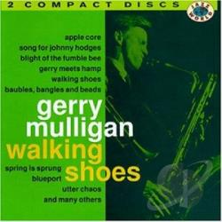 Gerry Mulligan Walking Shoes