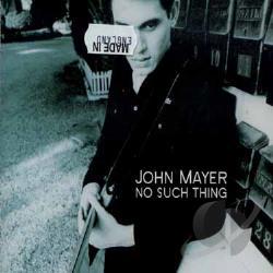 John Mayer No Such Thing 2 Cd Single