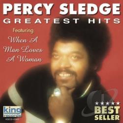 Percy Sledge Greatest Hits Cd Album
