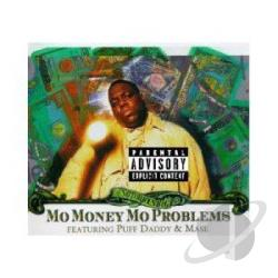 Notorious BIG / Puff D - Mo Money Mo Problems CD Single