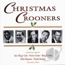 Christmas Crooners Cd Album