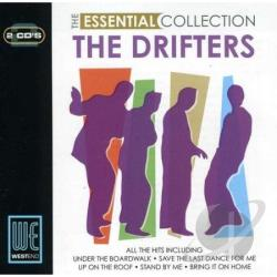 The Drifters Us Essential Collection Cd Album