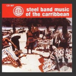 Steel Band Music Of The Caribbean Cd Album