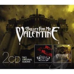 Bullet For My Valentine Poison Scream Aim Fire Cd Album