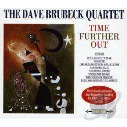 Dave Brubeck Dave Brubeck Quartet Time Further Out Cd