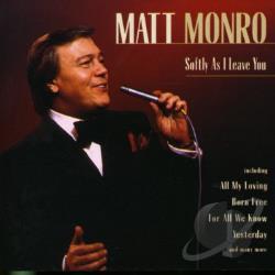 Matt Monro Very Best Of Cd Album