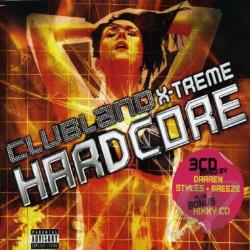 Clubland X Treme Hardcore Cd Album