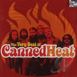 Very Best Of Canned Heat Cd Album