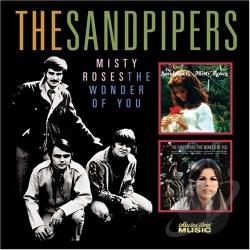 The Sandpipers Misty Roses The Wonder Of You Cd Album