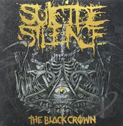 suicide silence black crown cd album. Black Bedroom Furniture Sets. Home Design Ideas
