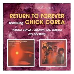 Chick Corea / Return To Forever - Where Have I Known You ...