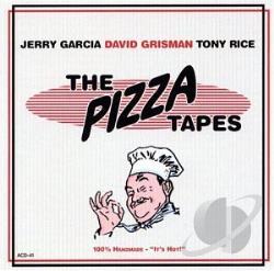 Jerry Garcia David Grisman Tony Rice Pizza Tapes Cd