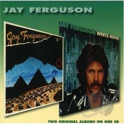Jay Ferguson Terms And Conditions White Noise Cd Album