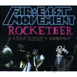 Far East Movement Rocketeer Cd Single