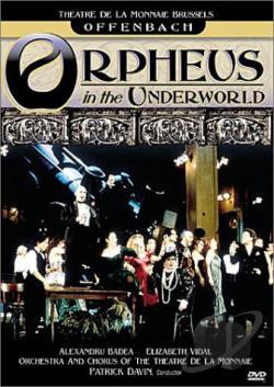 Orpheus In The Underworld DVD
