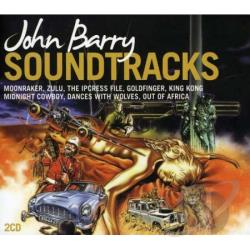 John Barry Soundtracks Cd Album