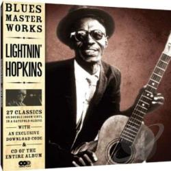 Lightnin Hopkins Blues Masterworks Vinyl Lp